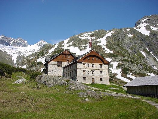 Berliner Huette der DAV Sektion Berlin, Zillertaler Alpen