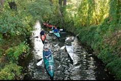 Wasserwanderer der DAV Sektion Berlin
